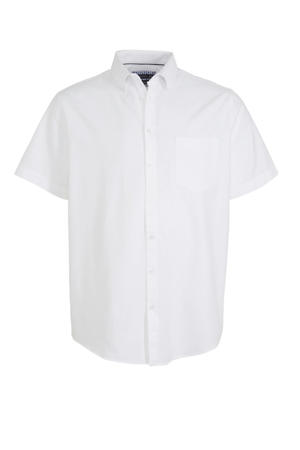 regular fit overhemd crystalwhite