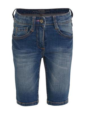 jeans short stonewashed