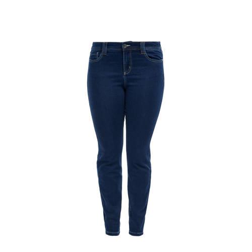 TRIANGLE slim fit jeans marine