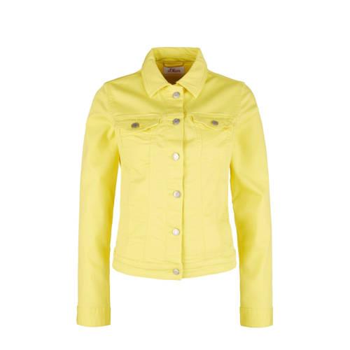s.Oliver jack geel