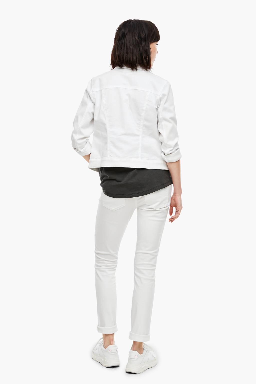 Q/S designed by spijkerjasje wit, Wit