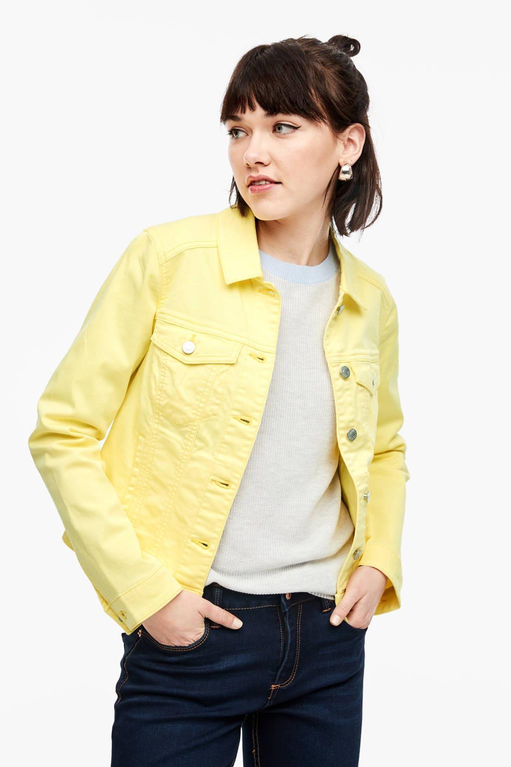 Q/S designed by spijkerjasje geel, Geel