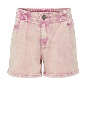 tie-dyejeans short Namy roze