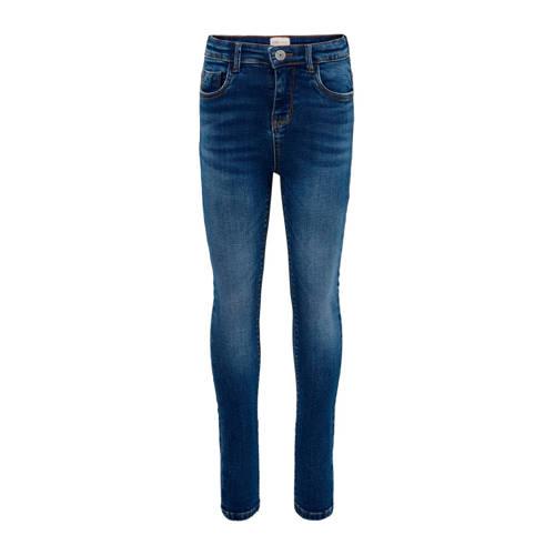 KIDS ONLY high waist skinny jeans KONPAOLA stonewashed
