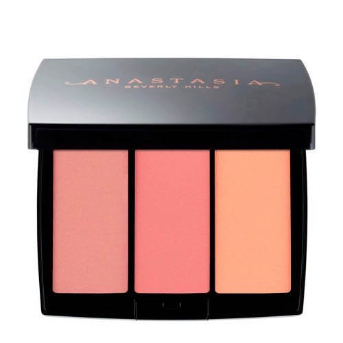 Anastasia Beverly Hills blush trio - Peachy Love