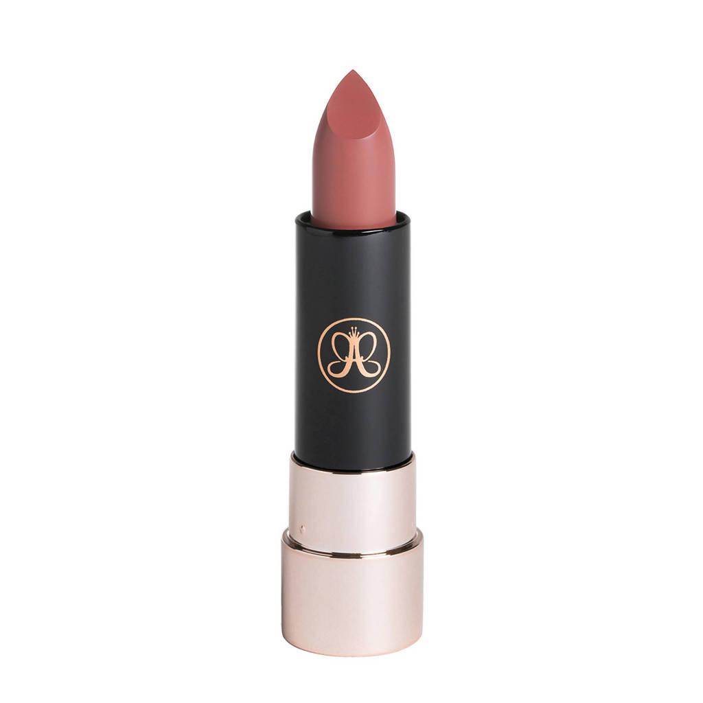 Anastasia Beverly Hills matte lipstick - Petal