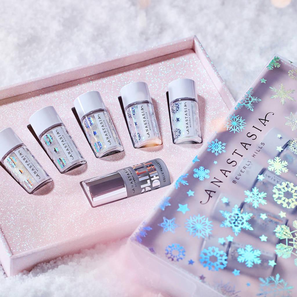 Anastasia Beverly Hills glitter set - Holiday, Wit