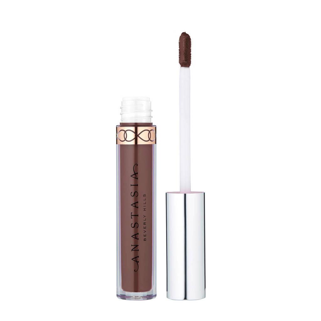 Anastasia Beverly Hills Sepia liquid lipstick