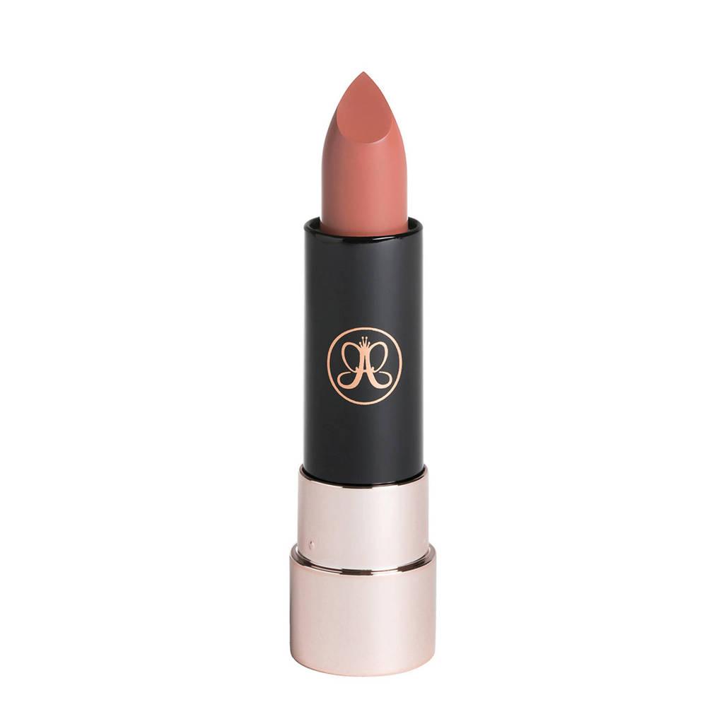 Anastasia Beverly Hills matte lipstick - Sedona