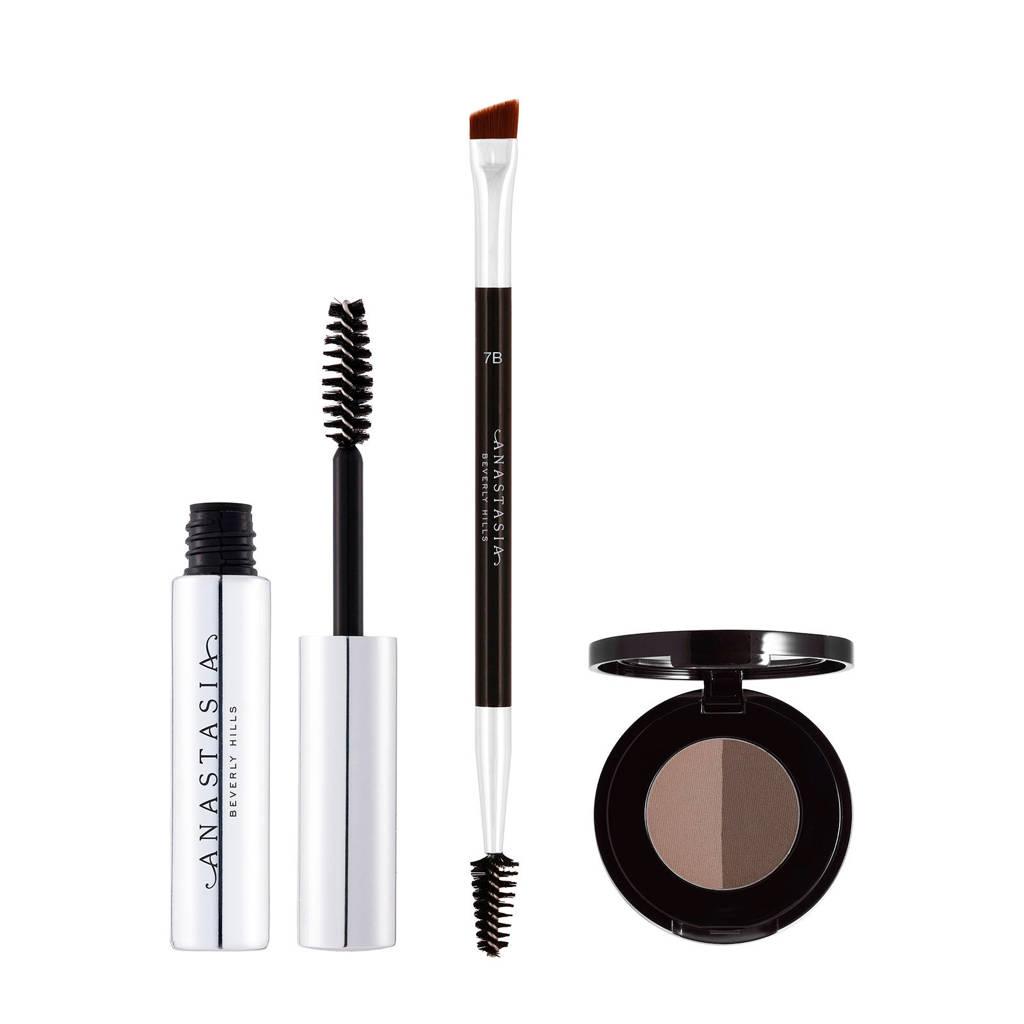 Anastasia Beverly Hills brow kit - Dark Brown