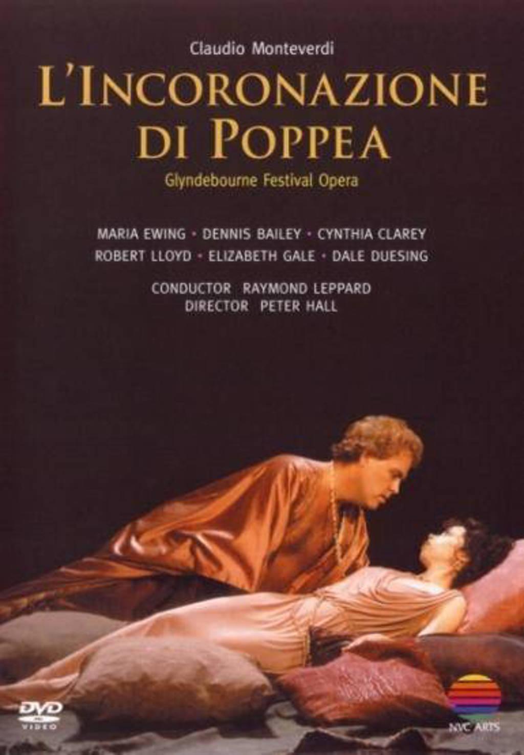 Glyndebourne Festival Opera - L'Incoronazione Di Poppea (DVD)