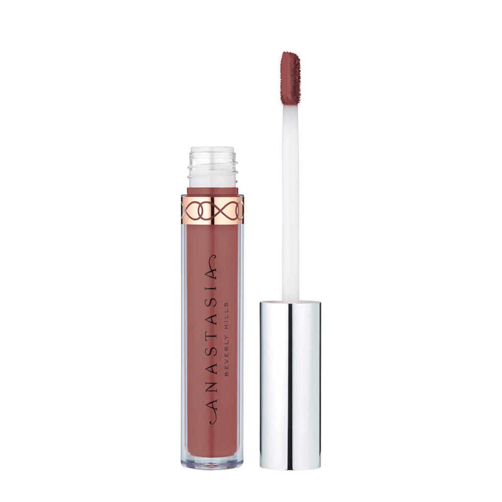 Anastasia Beverly Hills liquid lipstick Hudson