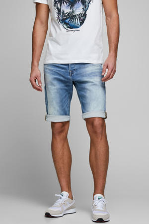 regular fit jeans short Rex blue denim