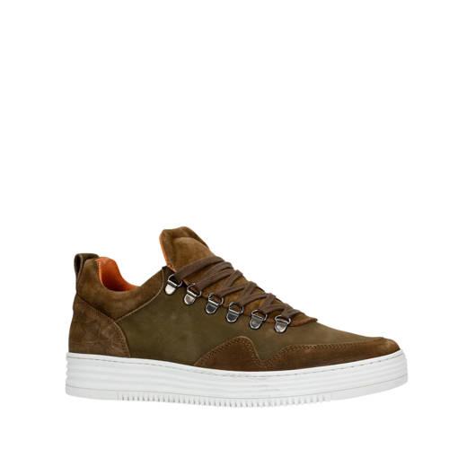 Sacha su??de sneakers kaki