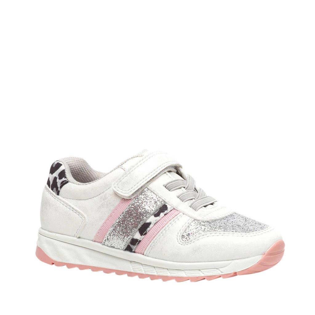 Scapino Blue Box   sneakers zilver/roze, Zilver/roze