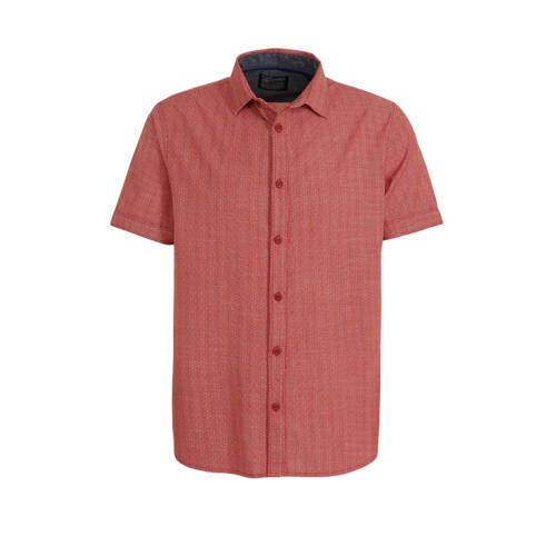 Petrol Industries regular fit overhemd met all ove