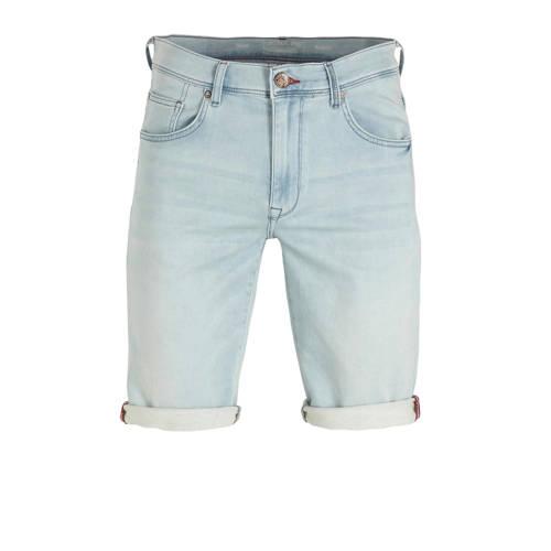 Petrol Industries slim fit jeans short light denim