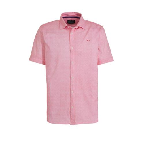 Petrol Industries regular fit overhemd roze