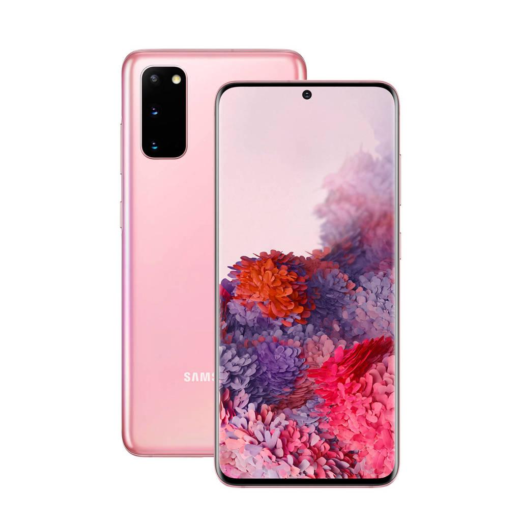 Samsung GALAXY S20 5G (roze), N.v.t.
