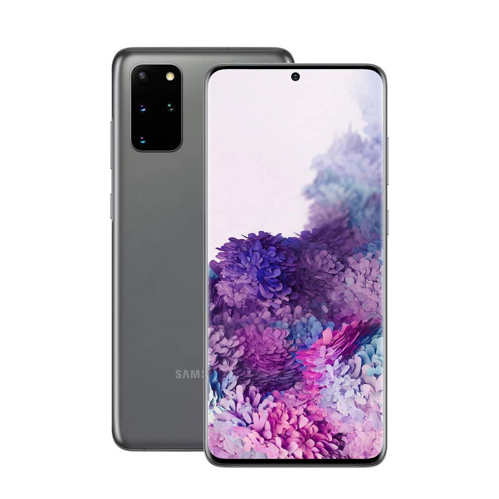 Samsung GALAXY S20+ 5G 128 GB (grijs), N.v.t.