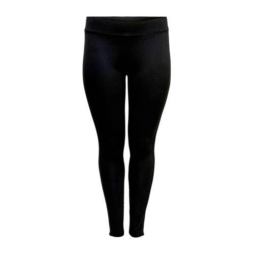 ONLY CARMAKOMA plus-size legging zwart