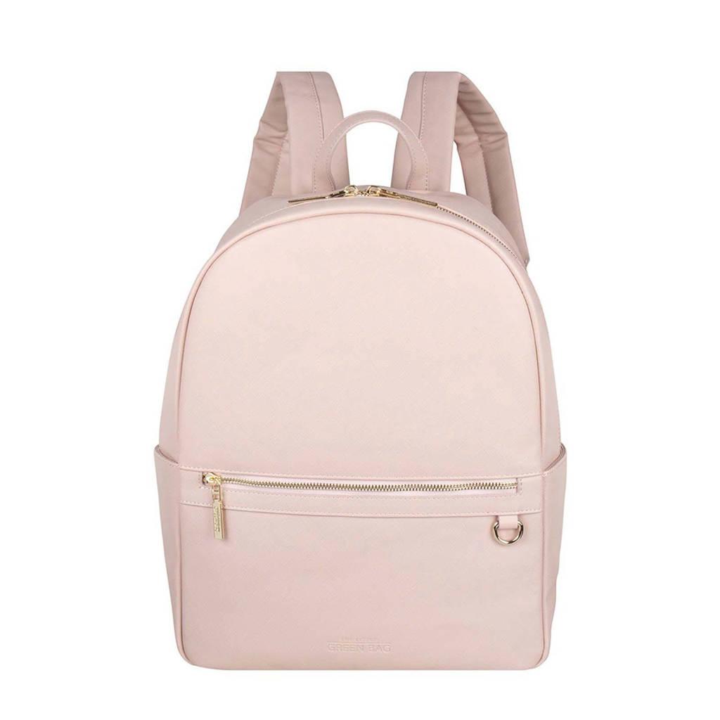 The Little Green Bag   13 inch laptoptas Terra roze, Roze