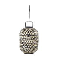 Bloomingville hanglamp Sora, Zwart