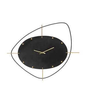 wandklok Two o'clock