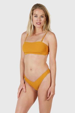 bandeau bikini Alexissa geel