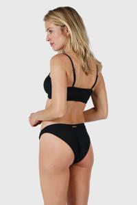 Brunotti bandeau bikini Alexissa zwart, Zwart