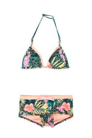 triangel bikini Attilia groen