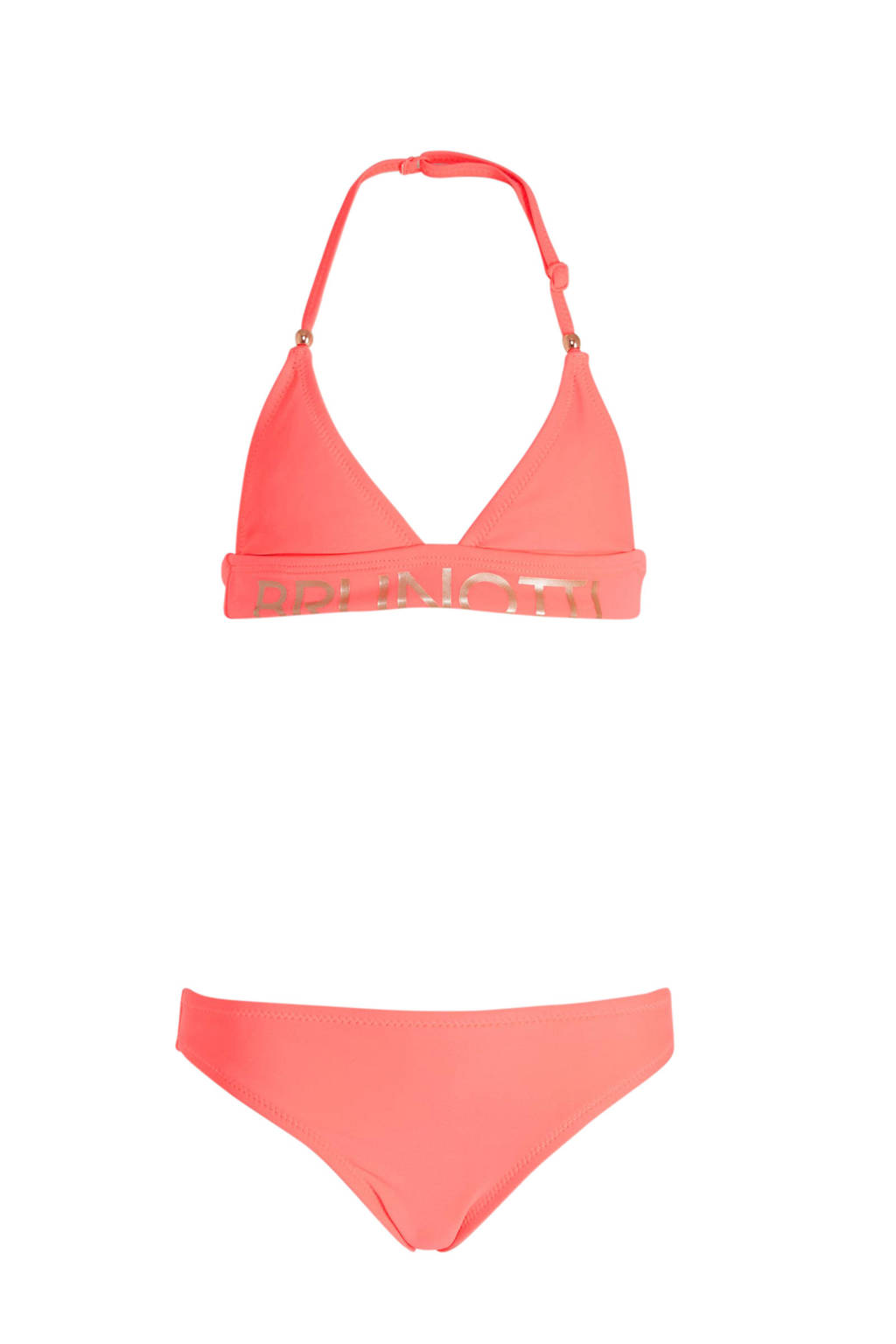 Brunotti triangel bikini Irenea roze, Roze