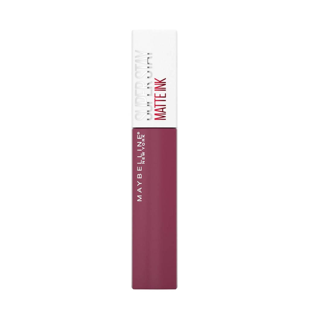 Maybelline New York SuperStay Matte Ink lippenstift - 165 Succesful