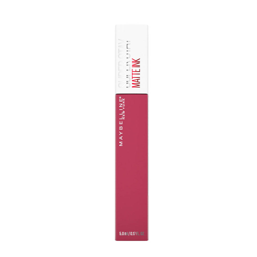 Maybelline New York SuperStay Matte Ink lippenstift - 155 Savant