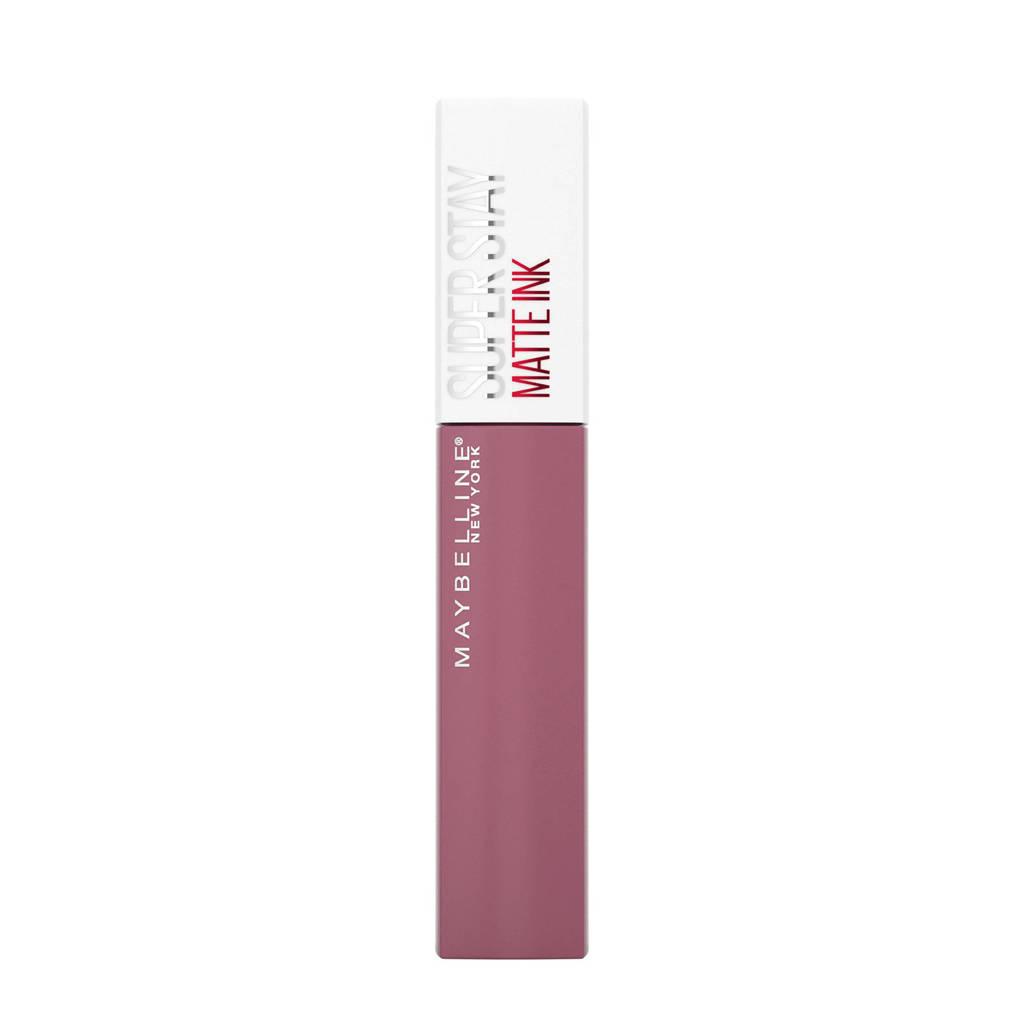 Maybelline New York SuperStay Matte Ink lippenstift - 180 Revolutionary, 180 Revolutionary