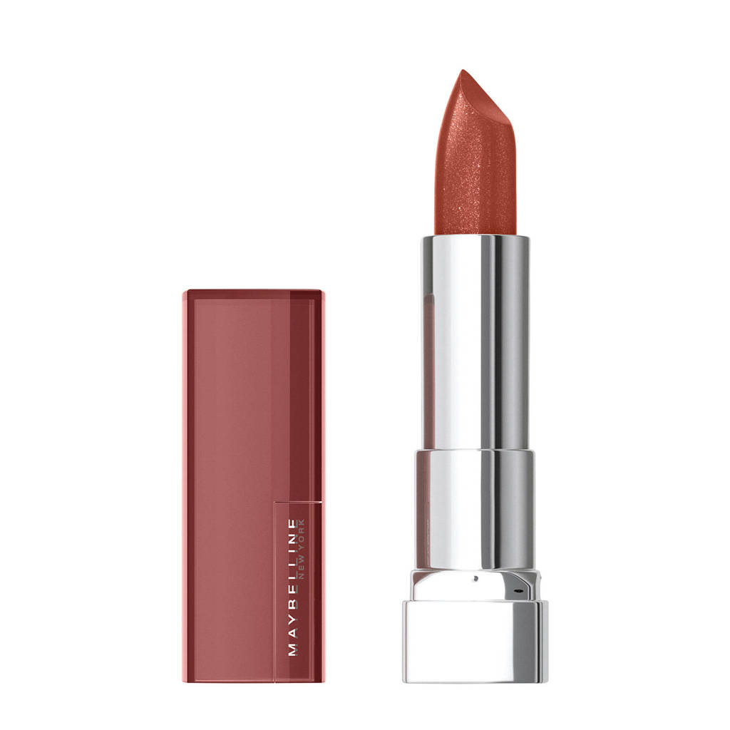 Maybelline New York Color Sensational® The Creams lippenstift - 166 Copper Charge