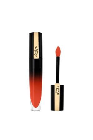 Brilliant Signature Liquid Lipstick - 304 Be Unafraid
