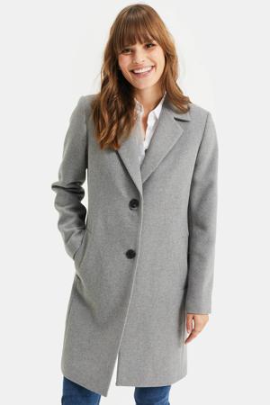 coat grijs