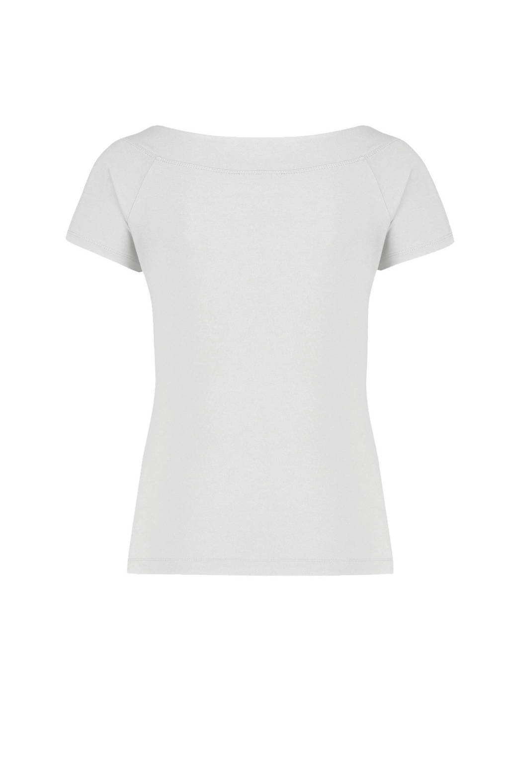 Claudia Sträter off shoulder top off white, Off White