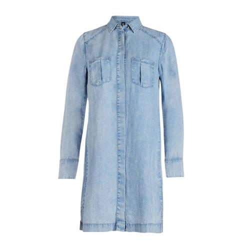 Eksept by Shoeby blouse licht denim