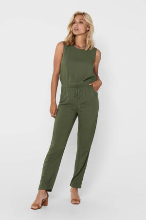 jumpsuit Summer groen