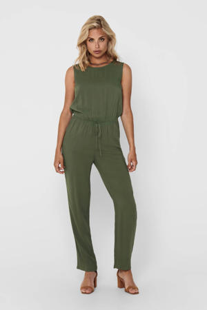 jumpsuit Summer groen
