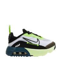 Nike Air Max 2090 (TD) sneakers wit/zwart/geel, Wit/zwart/geel