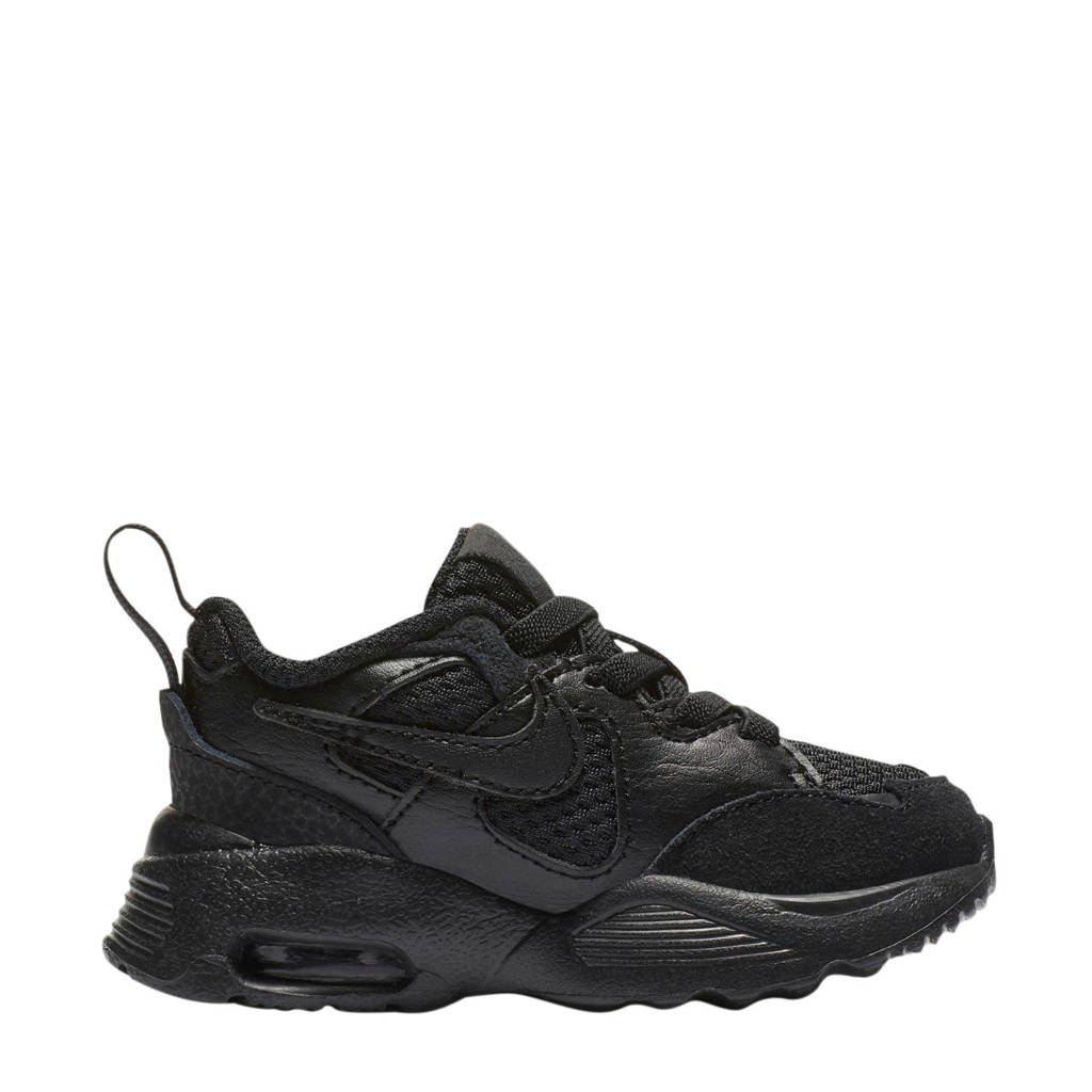 Nike Air Max Fusion sneakers zwart, Zwart