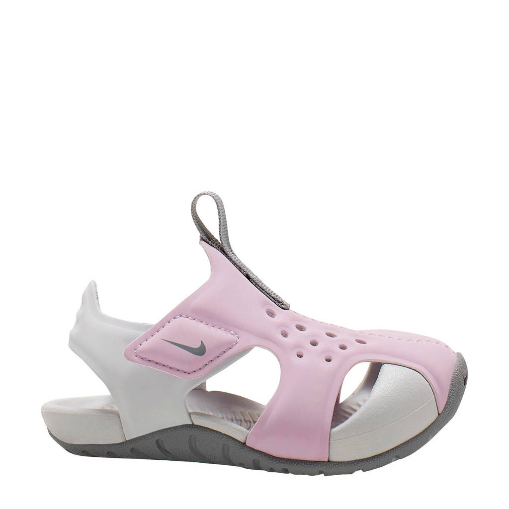 Nike Sunray Protect 2 (TD) waterschoenen lila/grijs, Lila/grijs