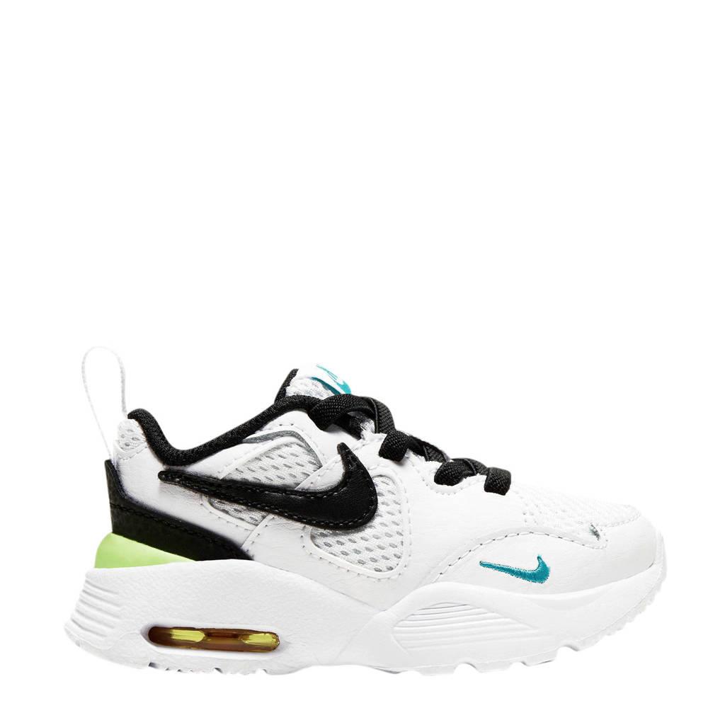 Nike Air Max Fusion  (TD) sneakers wit/zwart, Wit/zwart