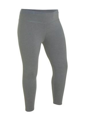 Plus Size sportbroek antraciet