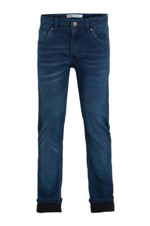 Levi's Kids 510 skinny jeans dark denim