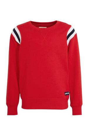 Levi's Kids sweater rood