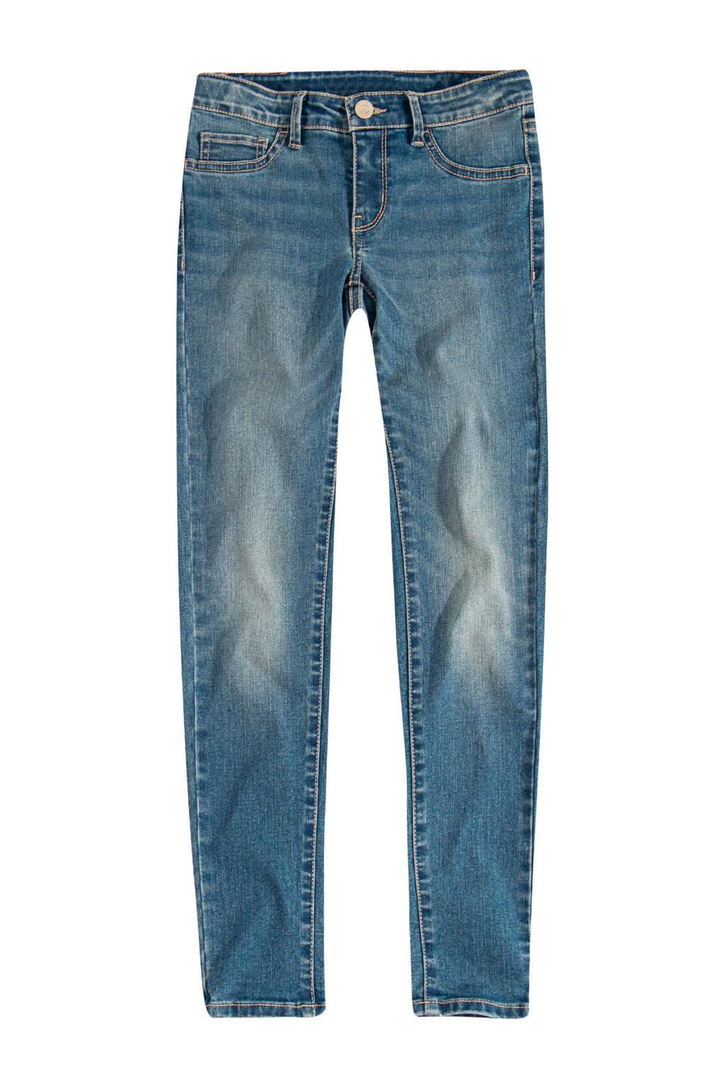 Levi's Kids 710 skinny jeans light denim vintage, Light denim vintage